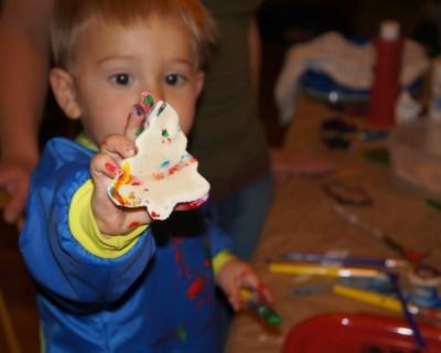 Holiday Fun – Salt Dough Ornaments