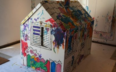 Painting the Playhouse