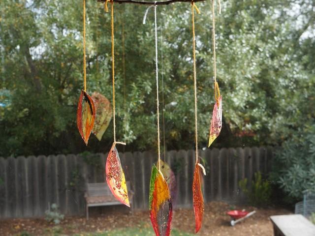 Falling Leaf Mobile