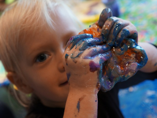 Open-ended Art: Clay Play
